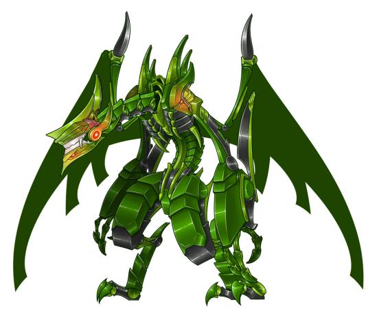 Echoes of Eridu | Robot Dragon Boss