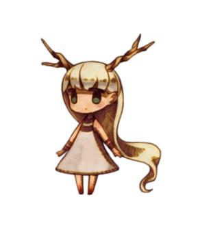 htoL #NiQ: Hotaru no Nikki | Mion Sprite