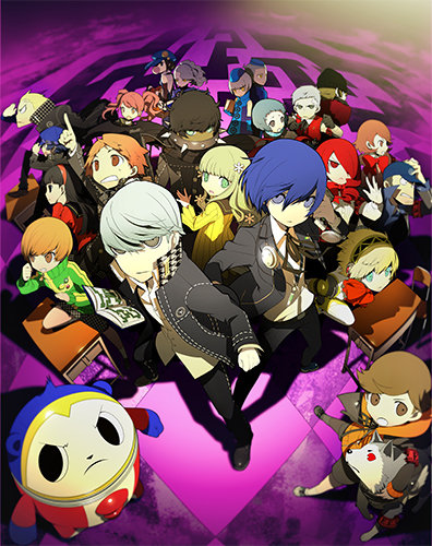 Persona Q: Shadow of the Labyrinth - Readers' GOTY Finalist