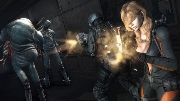 Resident Evil: Revelations | Raid Mode