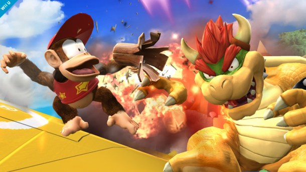 Diddy Kong vs. Bowser - Smashing Saturdays   oprainfall