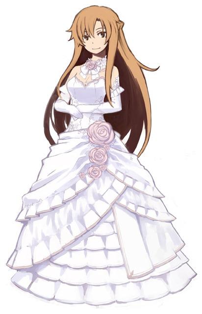 Sword Art Online: Hollow Fragment - Asuna | oprainfall