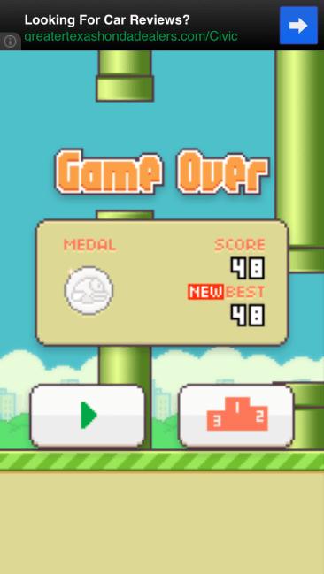 Flappy Bird | 48