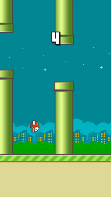 Flappy Bird | Red Bird