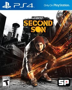 inFAMOUS: Second Son | oprainfall