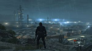 Metal Gear Solid V | Prison Camp