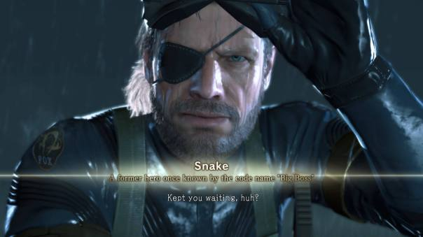 Metal Gear Solid V: Ground Zeroes - Media Create | oprainfall