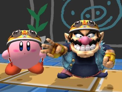 Wario | Kirby