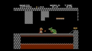 Super Mario Bros.: The Lost Levels | Mario vs. Bowser
