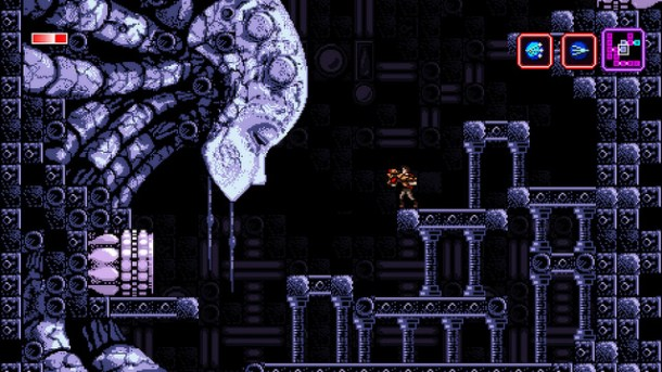Axiom Verge | Sony Indie Titles