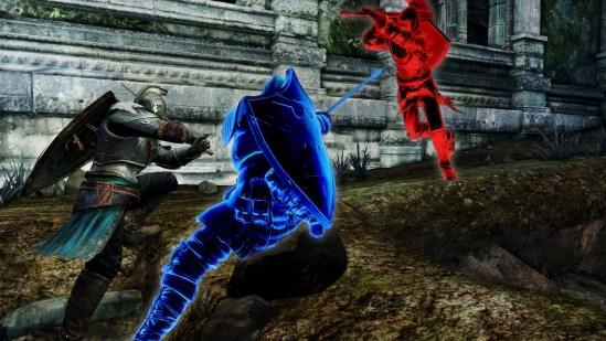 Dark Souls II | Blue Sentinel vs. Brotherhood of Blood