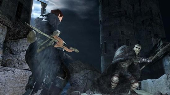 Dark Souls II | A Stronger Fiend at Lost Bastille