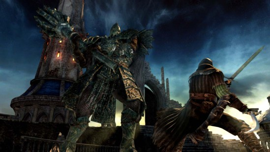 Dark Souls II | Old Knight at Heide's Tower of Flame