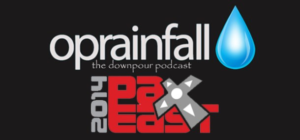 The Downpour Podcast @ PAX East 2014