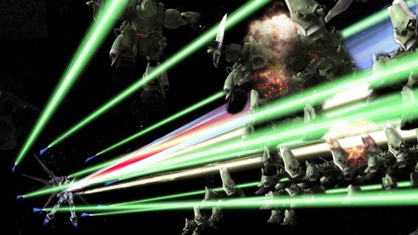 Dynasty Warriors Gundam Reborn