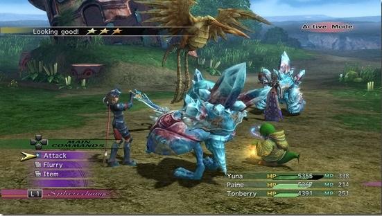 Final Fantasy X-2 HD - Highroad | oprainfall