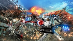 Freedom Wars - PS Vita | oprainfall