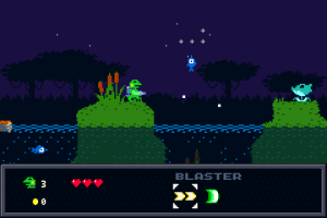 Kero Blaster - Things Have Changed | oprainfall