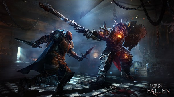 Lords of the Fallen Screen