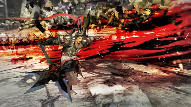 Dynasty Warriors 8: Xtreme Legends Complete | Lu Bu