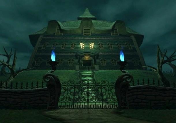 Luigi's Mansion GCN