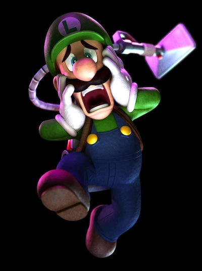Luigi's Mansion   Media Create