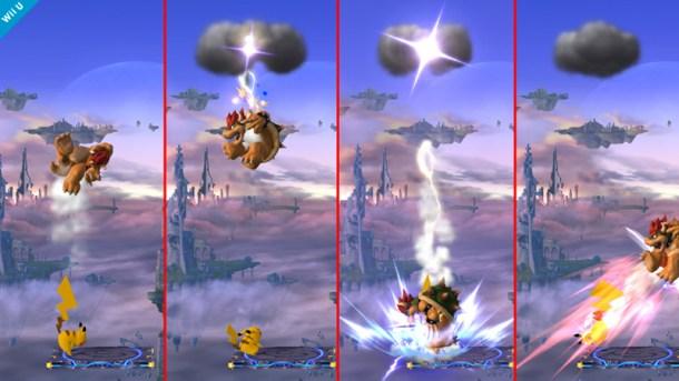 Pikachu vs. Bowser - Smashing Saturdays   oprainfall