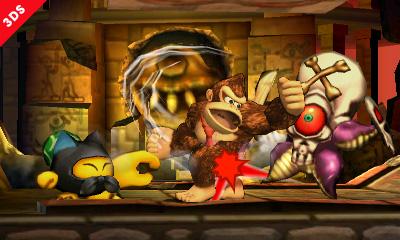 Donkey Kong in Smash Run - Smashing Saturdays   oprainfall