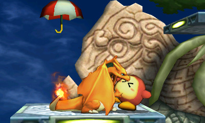 Charizard with Waddle Dee - Smashing Saturdays | oprainfall