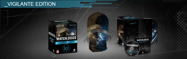 Watch Dogs - Vigilante Edition | oprainfall