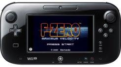 Wii U F-Zero: Maximum Velocity