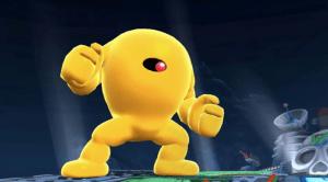 Super Smash Bros - Wily Castle - Yellow Devil
