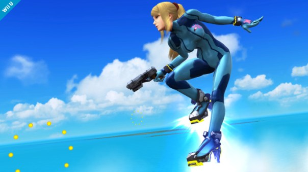 Super Smash Bros.—Zero Suit Samus