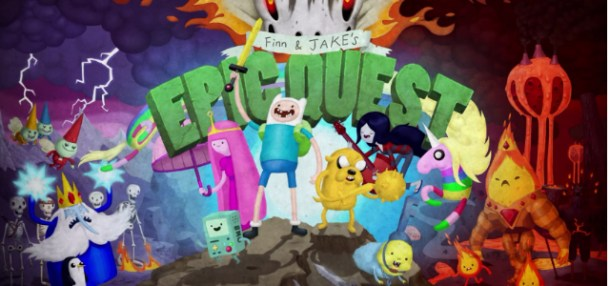 Adventure Time Web Game Gets Steam Release | oprainfall