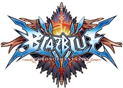 Logo | BlazBlue: Chrono Phantasma
