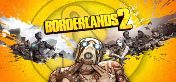 Borderlands 2 - Logo | oprainfall