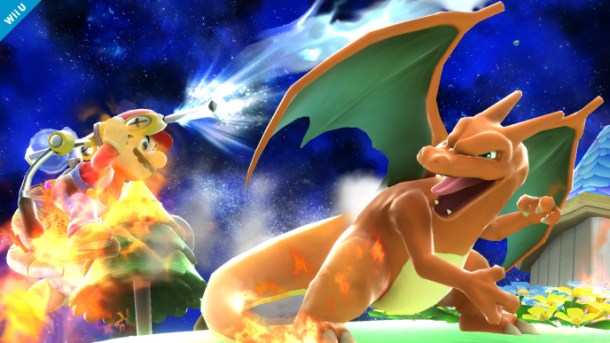 Super Smash Bros. - Solo Charizard | oprainfall