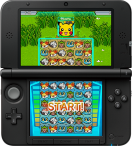 Pokémon Battle Trozei | 3DS
