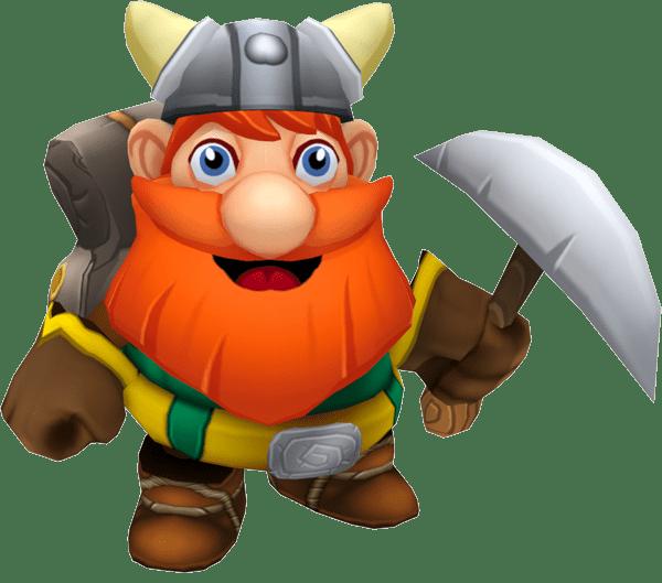 Dwarf - Dwarven Den | oprainfall