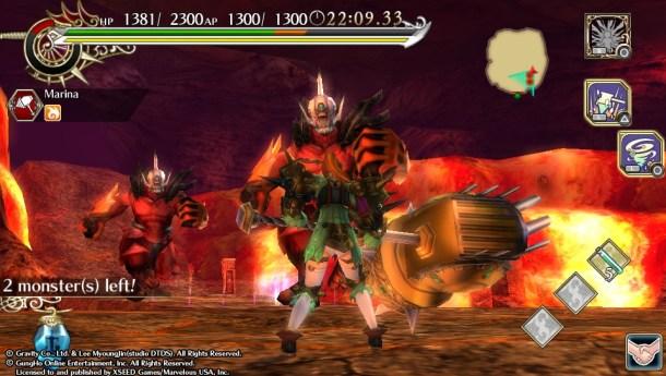 Ragnarok Odyssey ACE | Enemies