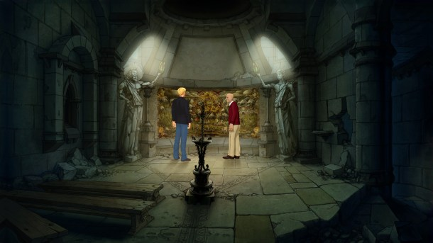 Broken Sword 5 | Gnostic Chapel