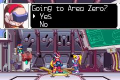 Mega Man Zero 4 | Trailer Base