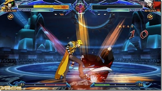 BlazBlue: Chrono Phantasma | Terumi