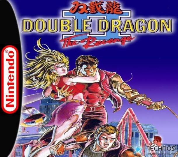 Double Dragon II - Nintendo Download Europe | oprainfall