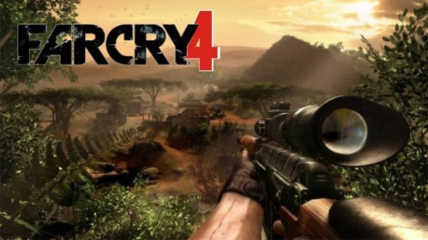 Far Cry 4 Logo Feature