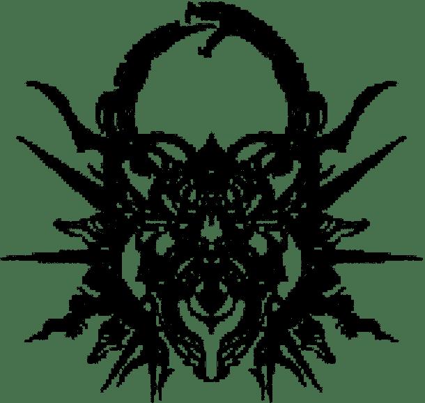 BlazBlue | Hazama Crest