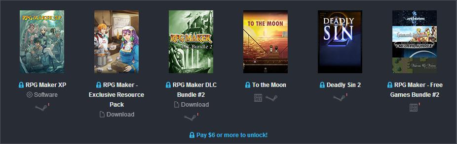 Humble Bundle Releases the RPG Maker Bundle - oprainfall