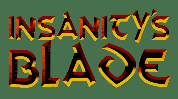 Logo   Insanity's Blade