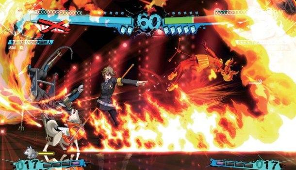 Ken & Koromaru | Persona 4 Arena Ultimax