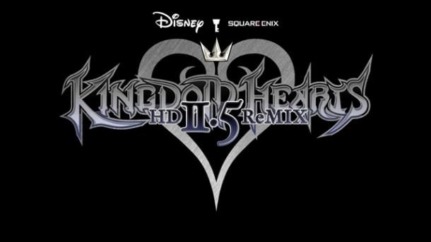 Kingdom Hearts HD 2.5 ReMIX - Logo | oprainfall